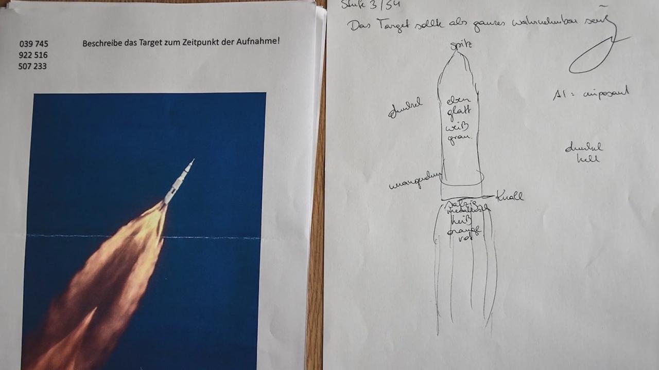 Saturn V-Rakete