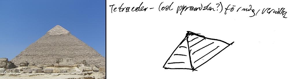RV - Pyramide